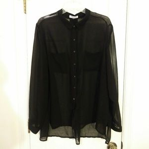Ambiance Apparel blouse